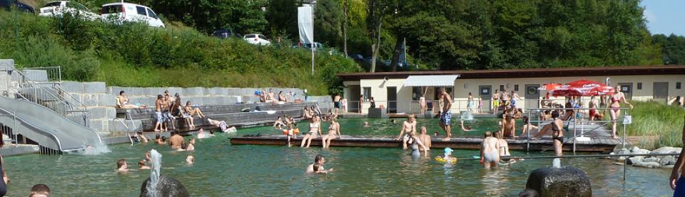 Naturschwimmbad heigenbrücken